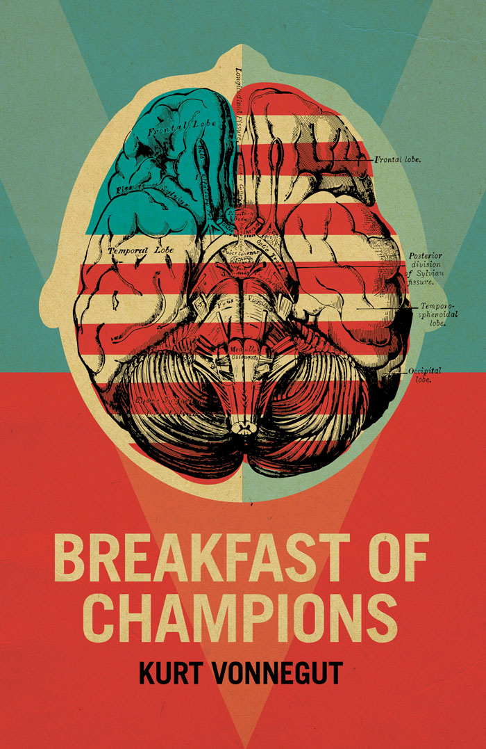 the portrayal of a robotic society in kurt vonneguts breakfast champions Breakfast of champions study guide contains a biography of author kurt vonnegut  in the world is a robot vonnegut dedicates breakfast of champions to.