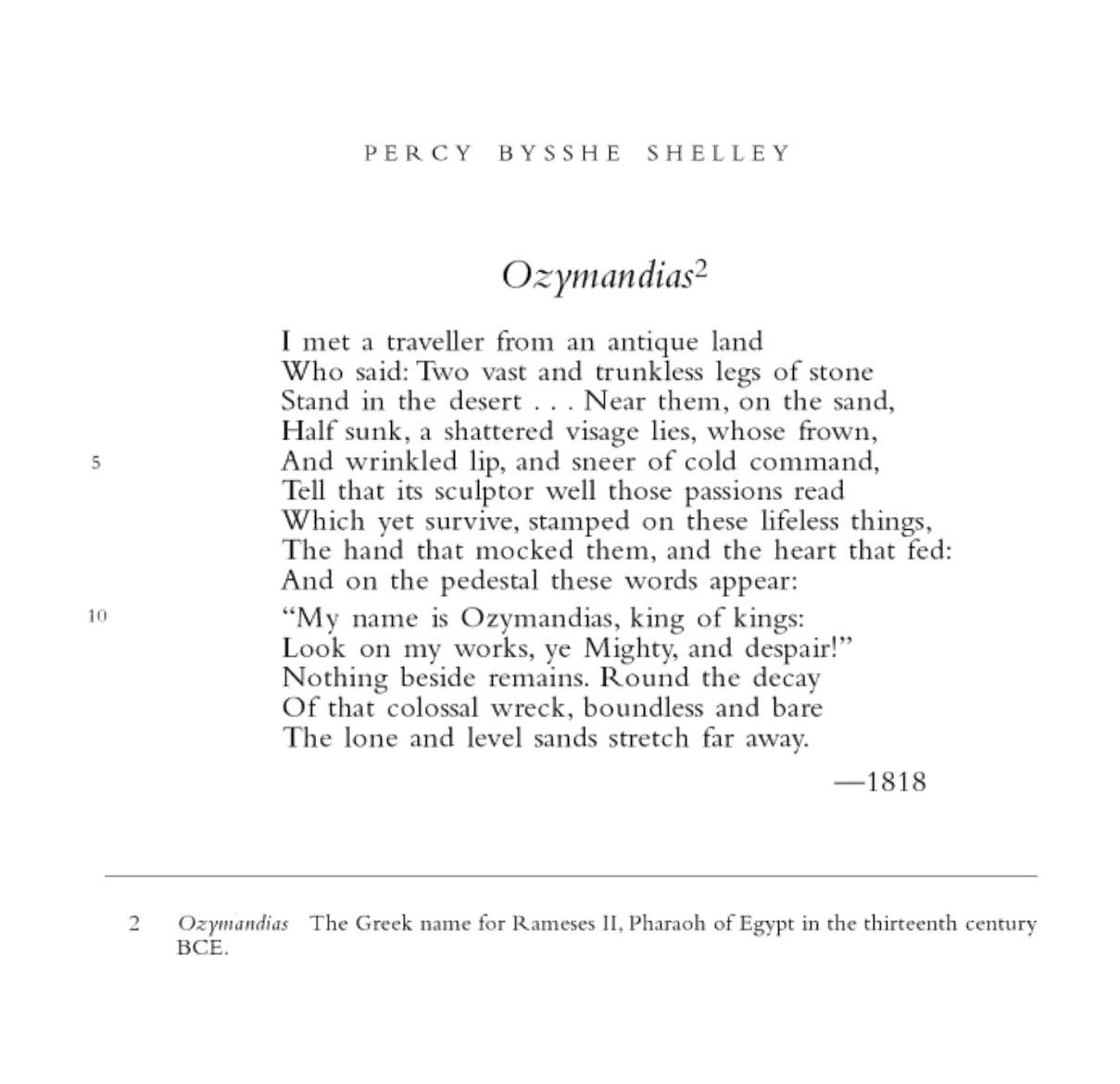 antithesis in english literature